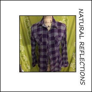 Natural Reflections Button Down
